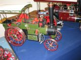 Burrell Gold Medal Tractor